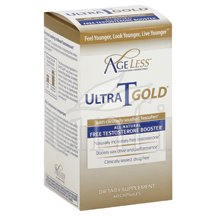 Ageless Foundation Ultra T Gold 60 Capsules