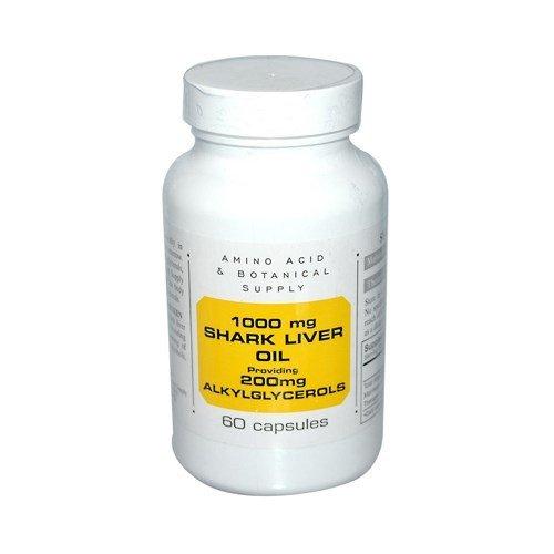 Amino Acid & Botanical Omega-3 Concentrated 60 Capsules