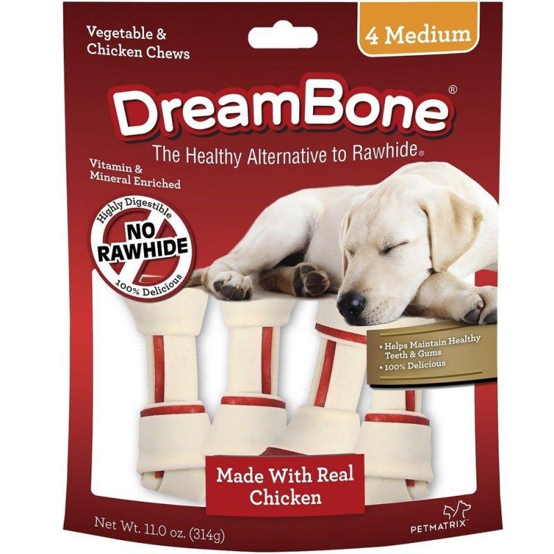Dreambone Chicken Medium 4 Ct