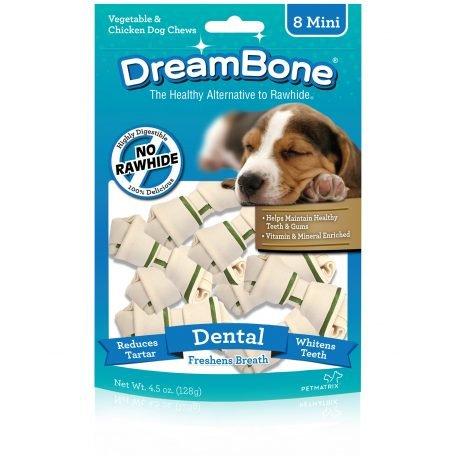 Dreambone Dental Mini 8 Ct