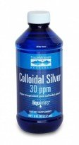 Image 0 of Collodial Silver 30 PPM 16 Oz