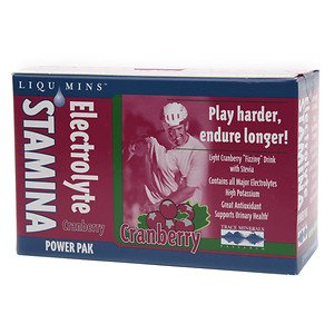 Image 0 of Electrolyte Stamina Power Pack Cranberry 32 Pack