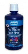 Image 0 of Sea Minerals With Silver 32 Oz