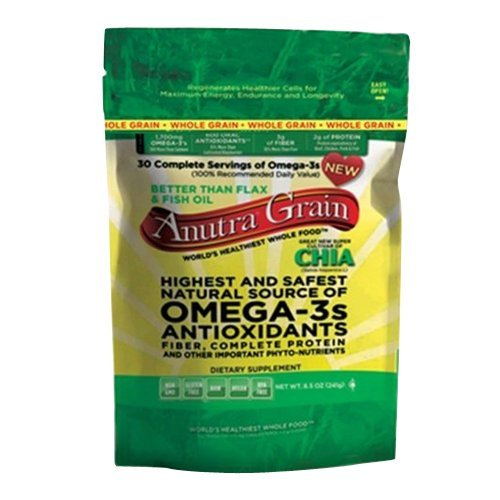 Anutra Grain Whole 8.5 Oz