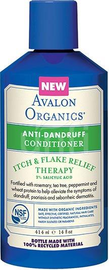 Avalon Active Organic Anti-Dandruff Therapy Conditioner 14 Oz