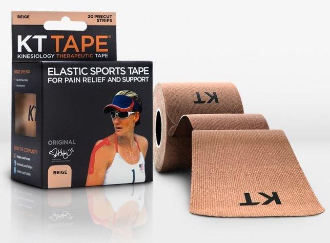 KT Tape Cotton Beige 20 Ct