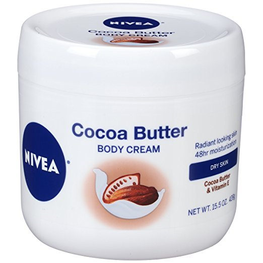 Image 0 of Nivea Cocoa Butter Body Cream Jar 15.5 Oz