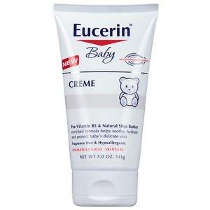 Eucerin Baby Cream 5 Oz