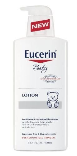 Eucerin Baby Body Lotion 13.5 Oz