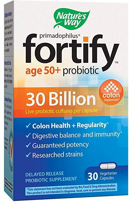 Image 0 of Fortify Age 50+ Daily Probiotic 30 Ct