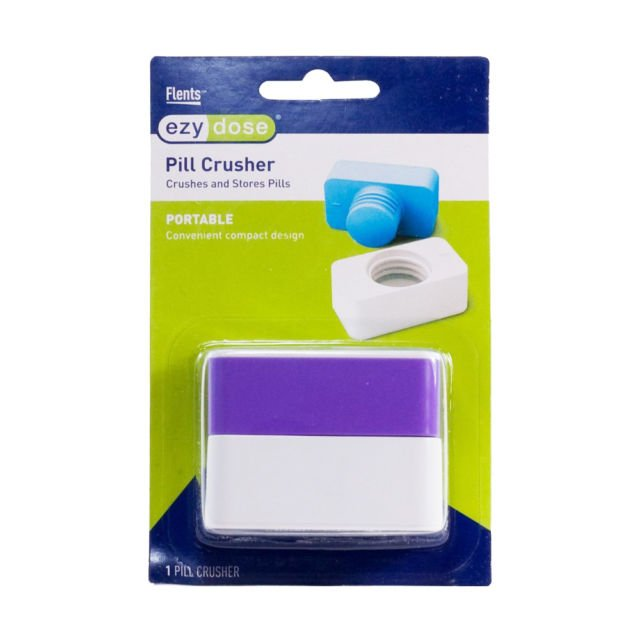 Pill Crusher 67710 Portable Storage