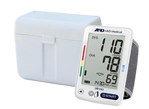 Blood Pressure UB-543 Wrist Monitor