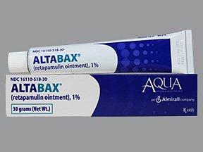 Altabax 1% Ointment 30 Gm By Aqua Pharmaceutical