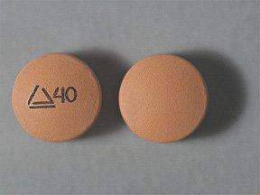 Altoprev 40 Mg Er Tabs 30 By Covis Pharma.