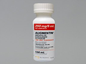 Augmentin 250Mg / 5Ml Suspension 100 Ml By Dr. Reddy's Labs