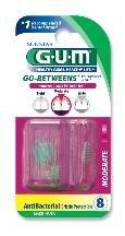 Gum Go Betweens Proxabrush Riffle Moderate 8 Ct