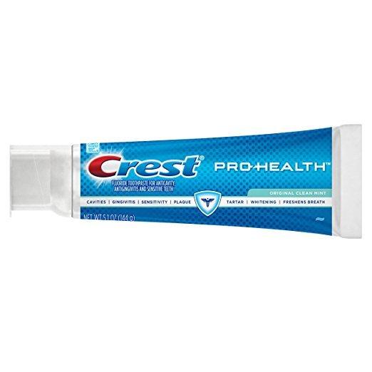 Clean Pro-Health Original Clean Mint Toothpaste 5.1 Oz