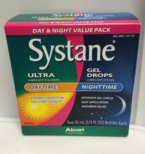 Systane Day Night Value Pack 2 x 10 Ml