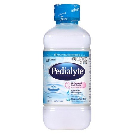 Image 0 of Pedialyte Rtf Liquid Unflavored 8 x 1 Liter