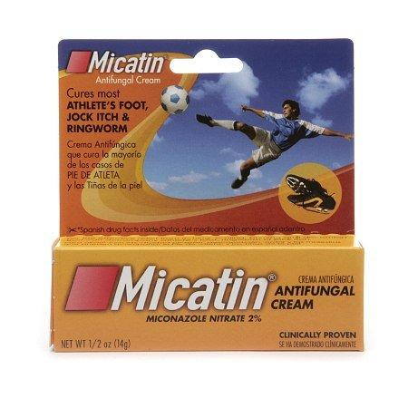 Micatin Cream 0.5 Oz