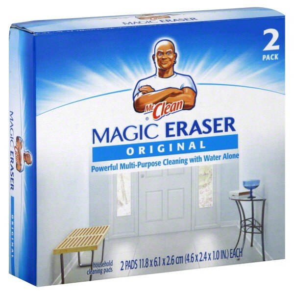Mr Clean Eraser 2 Ct