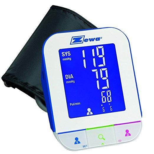 Zewa Blood Pressure Digital Auto With Bluetooth