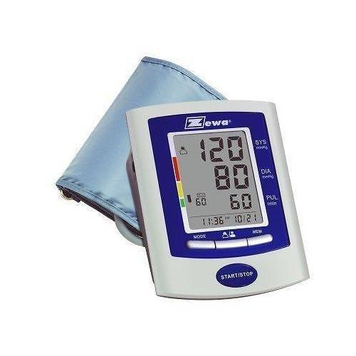 Zewa Blood Pressure Monitor Xl Cuff