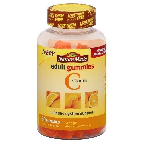 Nature Made Gummies Gelatin