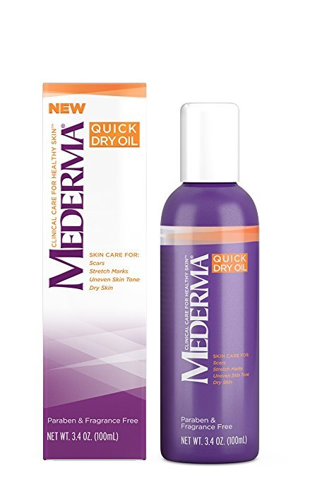 Mederma Quick Dry Multi Oil 3.4 Oz