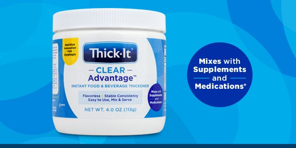 Thick-It Clear Advantage Powder 4 x 4 Oz