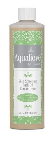 Aqualieve Skin Softening Bath Oil 16oz