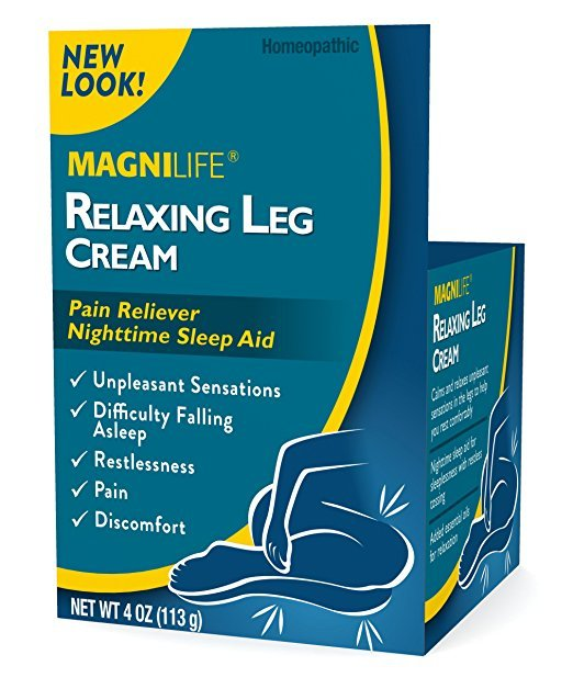 Image 0 of Magnilife Relaxing  Leg Cream 4 Oz