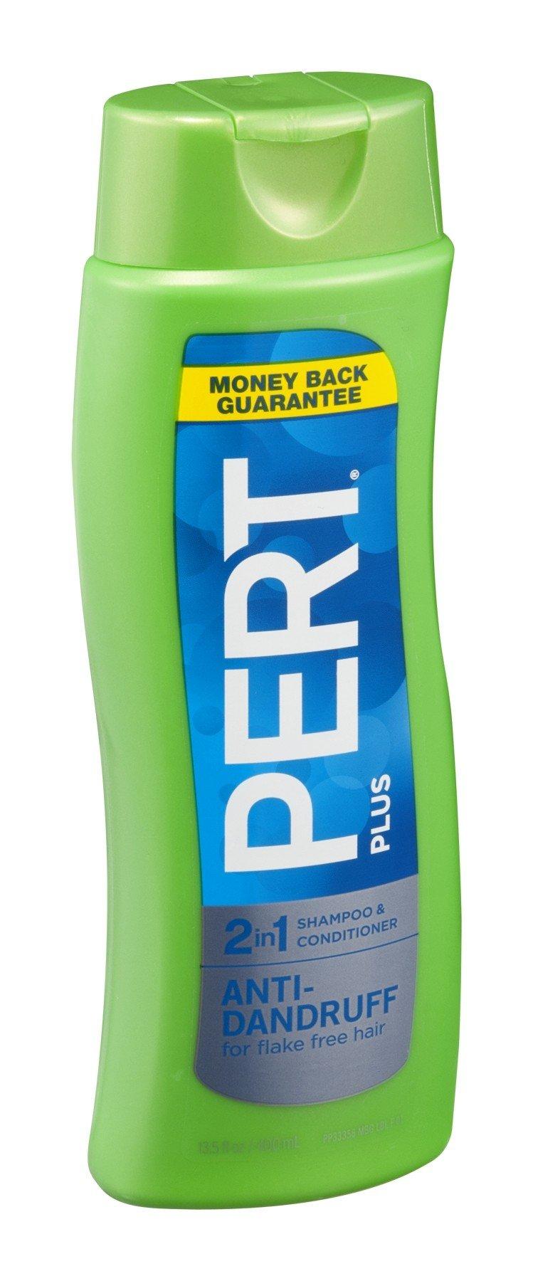 Pert Anti-Dandruff Shampoo 13.5 Oz