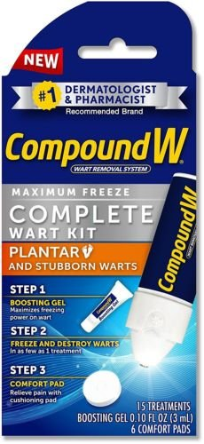 Compound W Complete Wart Kit
