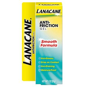 Lanacane Anti-Chafing Gel 1 Oz
