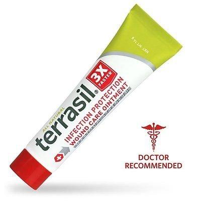 Terrasil Molluscum Skincare Ointment 1.5 Oz