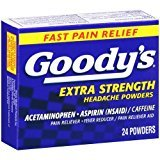 Image 0 of Goodys Headache Powder Extra Strength 24 Ct