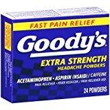 Image 0 of Goodys Headache Powder Extra Strength 24 Ct