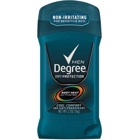 Degree Men Invisible Stick Cool Comfort 2.7oz