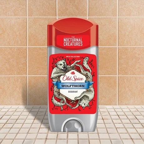 Old Spice Wolfthron Wild Collection Deodorant 3oz