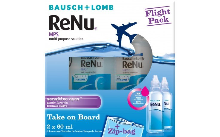 Renu Advanced Formula Mps Travel Pack