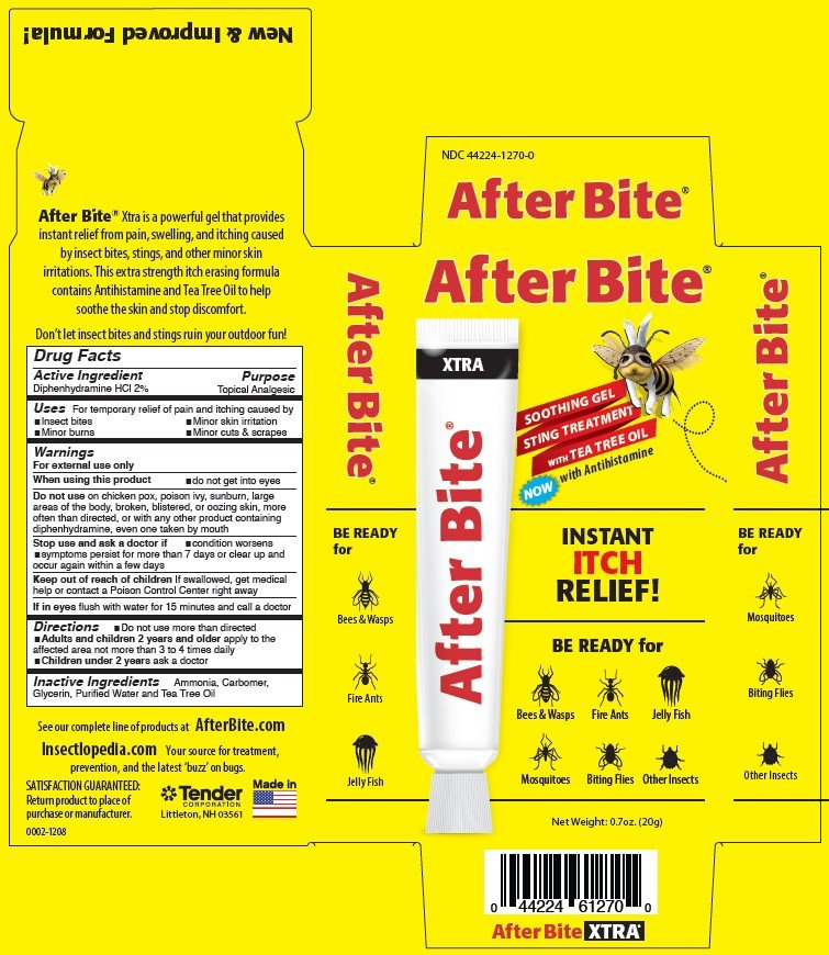 Image 0 of Afterbite Extra Strength Gel 20 Gm