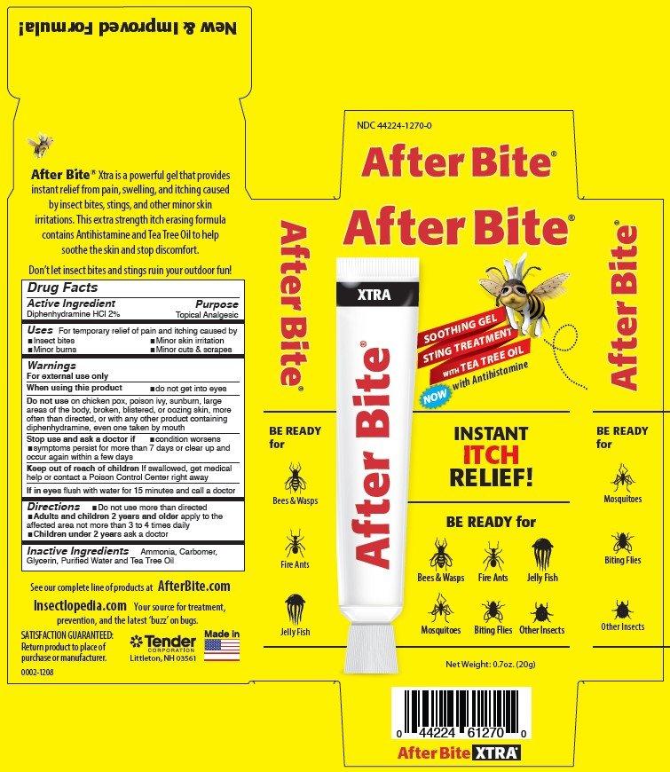Afterbite Extra Strength Gel 20 Gm