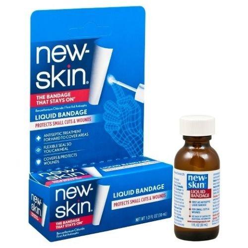 New Skin Liquid Bandage 1oz
