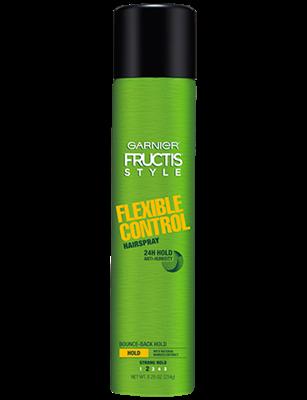 Image 0 of Garnier Fructis Flex Strong Hair Spray 8.25oz