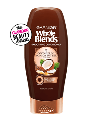 Image 0 of Garnier Fructis Whole Blends Coco Oil Conditioner 12.5oz