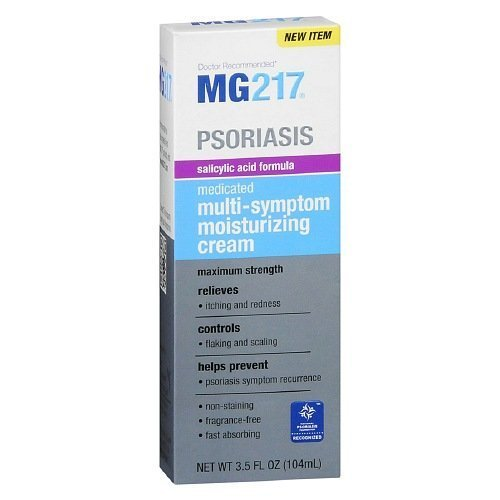 Mg217 Medicated Cream 3.5oz