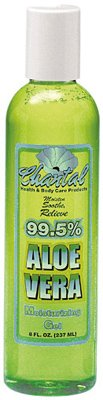 Aloe Vera 99.5  Moisturizing Gel 8oz By National Vitamin