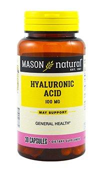 Image 0 of Mason Hyaluronic Acid 100mg 30ct Capsule