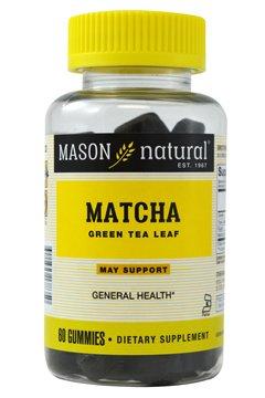 Image 0 of Mason Matcha Green Tea Leaf Gummies 60ct